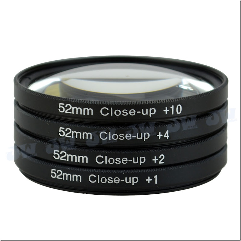 filter close up camera dslr mirrorless