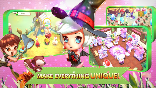 Townkins: Wonderland Village 0.4.46 screenshots 5