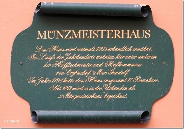 Münzmeisterhaustafel