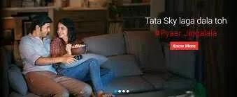 Tatasky Jingalala Saturday - Subscribe Active English Entertainment Pack For Days at Just Rs.1