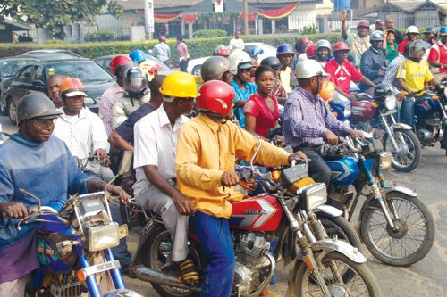 Lagos Okada Riders Get 3-Day Ultimatum To Register For Identification Or Risk Arrest