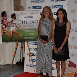 OIC - ENTSIMAGES.COM -  Mary Decker and Zola Budd at The Fall, which airs on Sky Atlantic on Friday 29 July at 9pm  in London  27th July  2016 Photo Mobis Photos/OIC 0203 174 1069