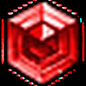 璀璨星芒紅寶石