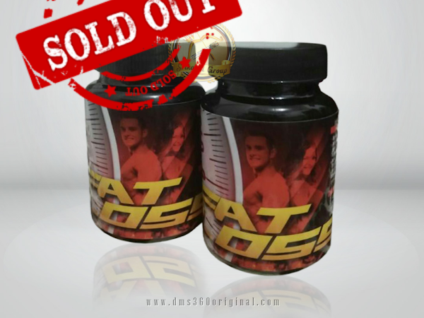 Jamu Kurus DMS360 Fat Loss SOLD OUT di HQ dan Stokis