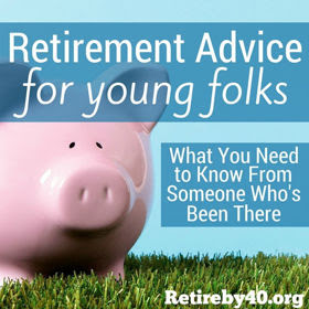 Retirement advice for young folks