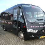 Marcopolo van south west tours busje 21