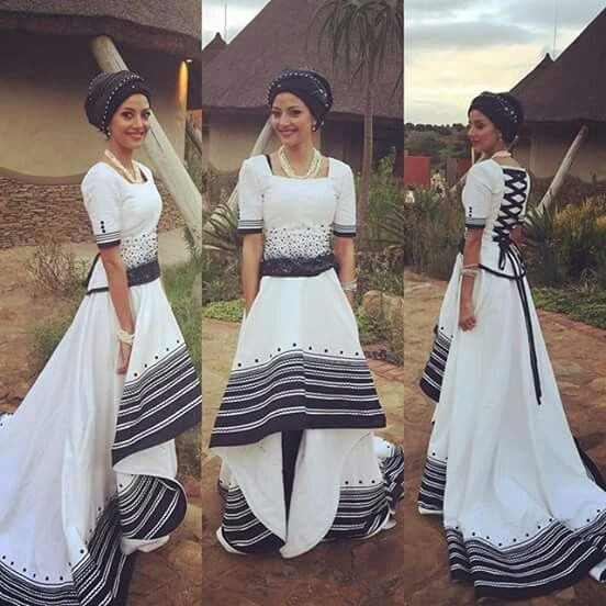 ❤ ❤ Heritage XhosaTraditional Attire ❤ ❤