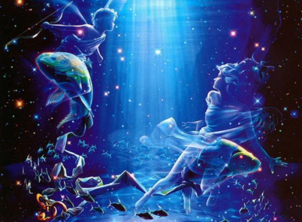 Fantasy Art Mermaid, Undines