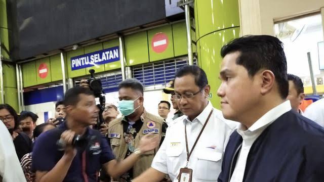 Semua Menteri Diminta Tes Kesehatan, Erick Thohir: Tempatnya Tidak Bisa Saya Sebutkan