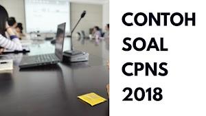 Contoh Soal CPNS 2018 - Materi Sejarah Nasional Indonesia (pdf)