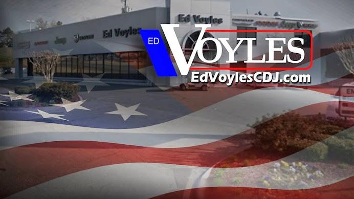 Profile Cover Photo. Profile Photo. Ed Voyles Chrysler Dodge Jeep Ram