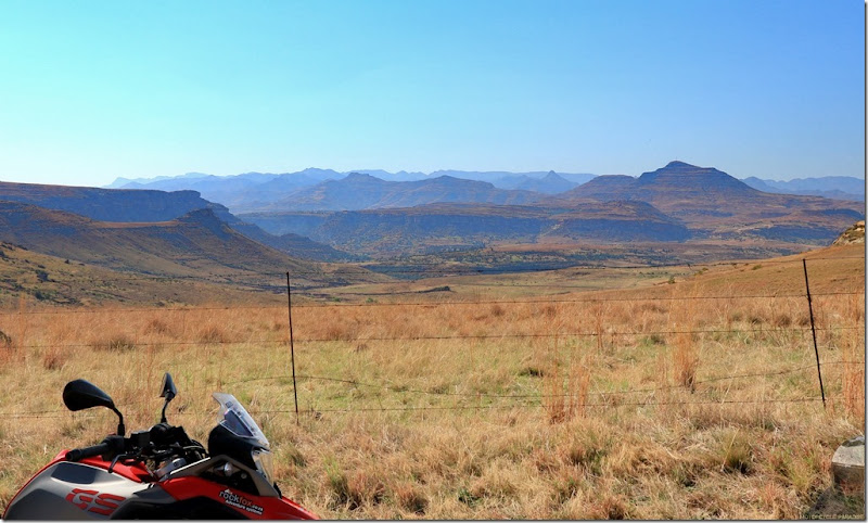 South Africa Motorcycle Ride part two