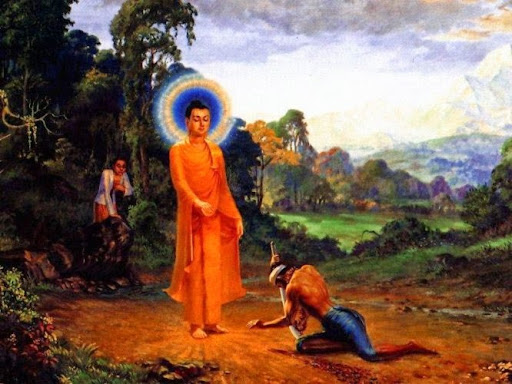 Đức Phật: Vị Hoàng đế trong y phục một người ăn xin - Ảnh 1