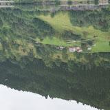 Spiegeltje bij het Sunnfjord museum