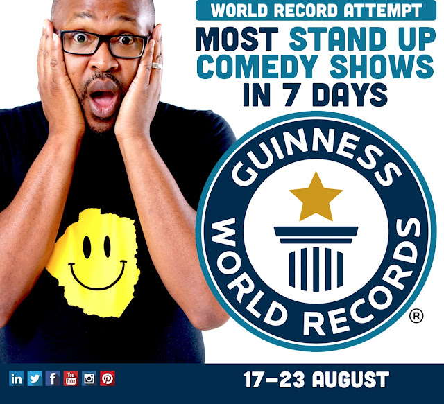 @CarlJoshuaNcube attempts to break Guinness world record