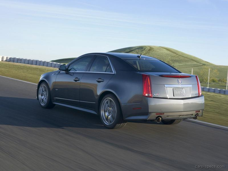 2009 cadillac cts v sedan specifications pictures prices. Black Bedroom Furniture Sets. Home Design Ideas