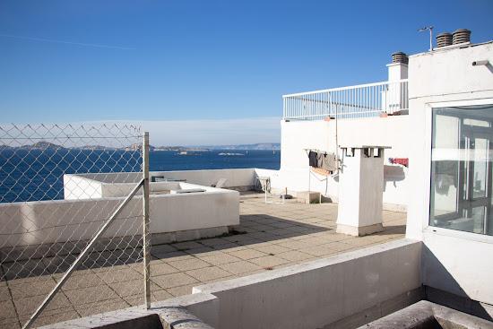 Roof, Marseille