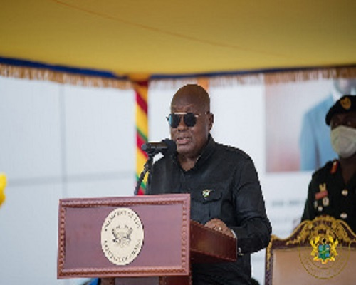 What Akufo-Addo said about 'dumsor' in 2015