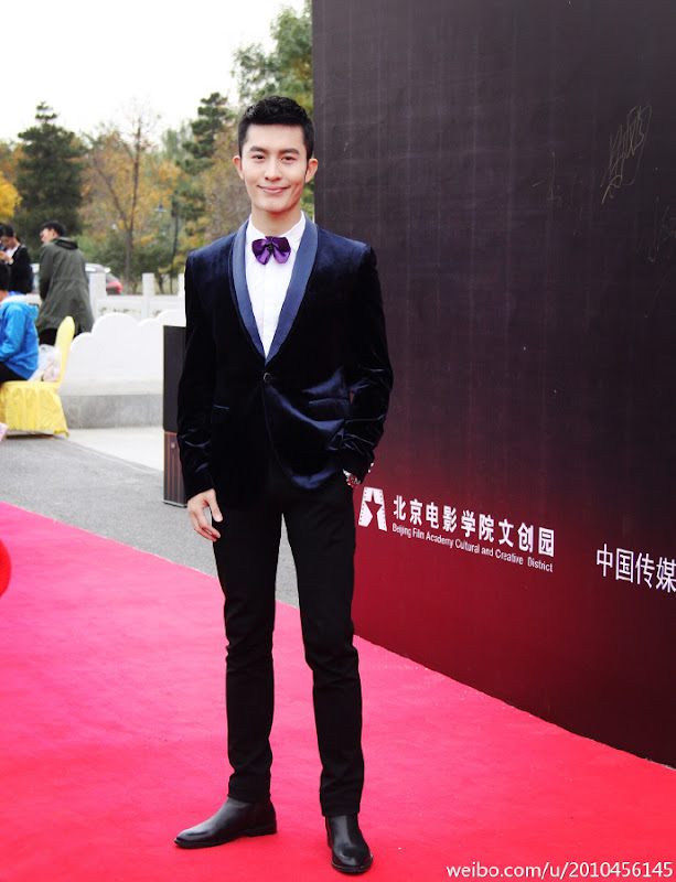 Wang Guanpeng China Actor