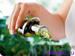 Лечебное оливковое масло