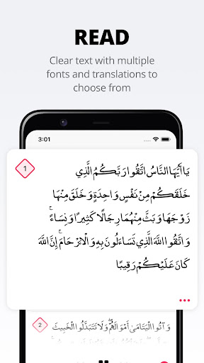 Quran Pro for Muslim screenshot 3