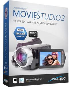 Ashampoo Movie Studio Pro 2.0.12.9 Türkçe + Portable