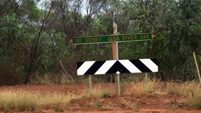 Gibb River Sign