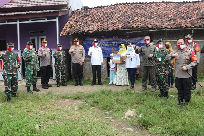 Akabri 89 Gelar Baksos Untuk Buruh Korban PHK di Tangerang