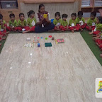Square Day Celebration of Nursery Morning Section at Witty World, Chikoowadi(2018-19)