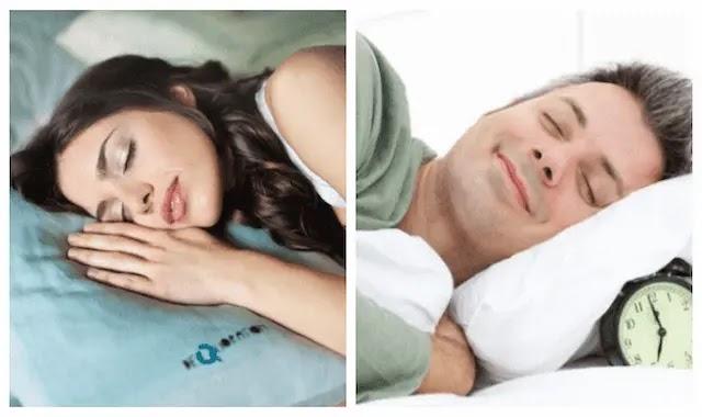 نصائح مهمة تساعدك على النوم الصحي العميق