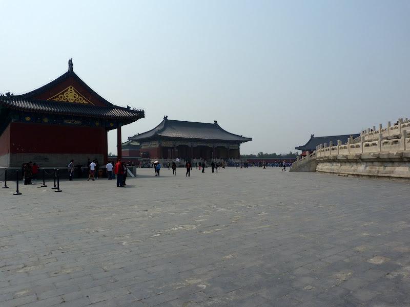 PEKIN Temple Tian tan et une soirée dans les Hutongs - P1260831.JPG
