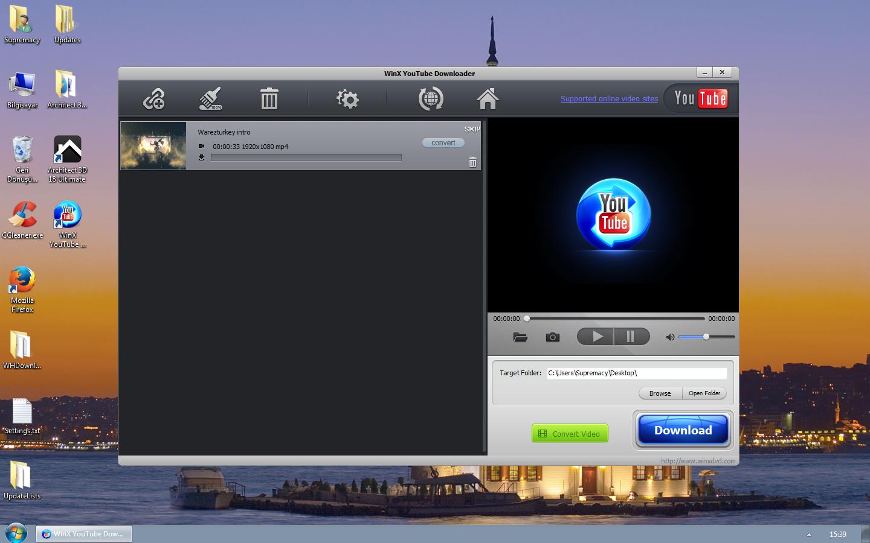 WinX YouTube Downloader 4 0 4 » WarezTurkey | Program indir - Film