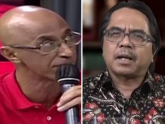 Sindir Ade Armando, Geisz Chalifah: Dosen Berstatus Tersangka Bermental Pecundang