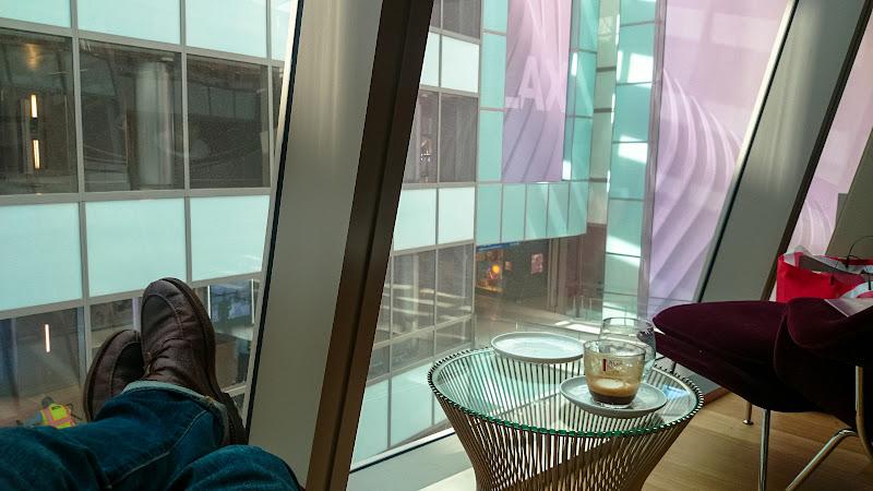 JL%252520LAX NRT 21 - REVIEW - Qantas First Class Lounge - Los Angeles LAX Airport (TBIT)