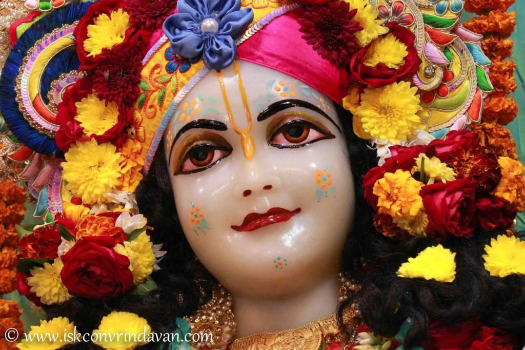 ISKCON Vrindavan Sringar Deity Darshan 20 Dec 2015 (13)