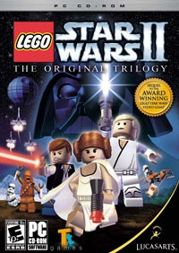 LEGO Star Wars II: The Original Trilogy - Review-Walkthrough By Chris Commodore