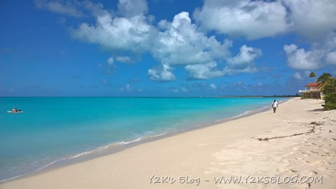 11 miles beach - Barbuda