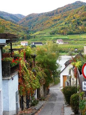 Durnstein, Austria. From Austria for Wine Lovers