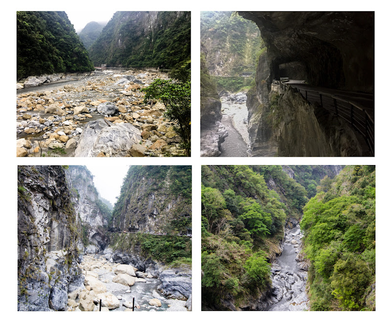 Taroko valley