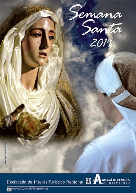Programa de la Semana Santa 2014 en Alcalá de Henares