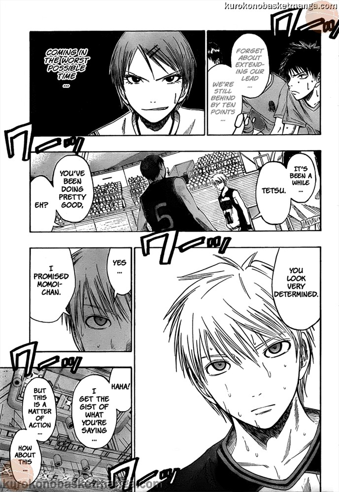 Kuroko no Basket Manga Chapter 46 - Image 05