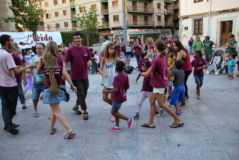 Festa infantil i taller balls tradicionals a Sant Llorenç  20-09-14 - IMG_4403.jpg