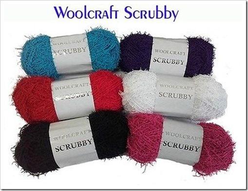 scrubby yarn