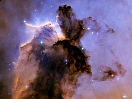 Viagem por uma nebulosa