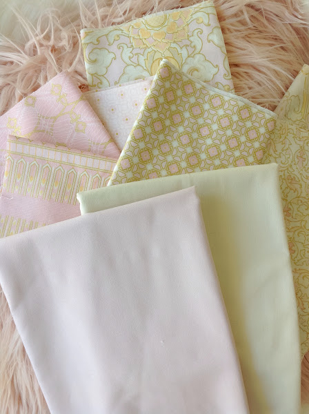 New Duchess Doll Collection Fabric Bundle