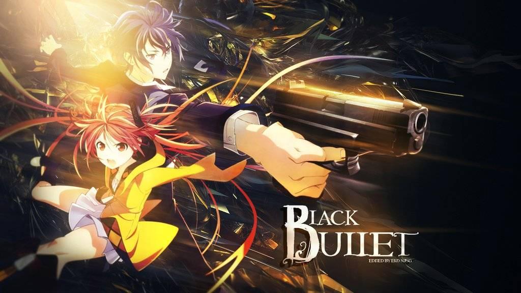 Black Bullet Hindi Subbed