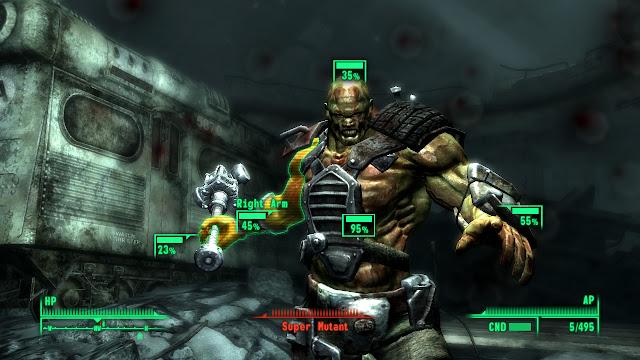 Fallout 3 PC Hileleri