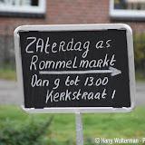 Rommelmarkt 2016 Gereformeerde kerk Nieuwe Pekela - Foto's Harry Wolterman