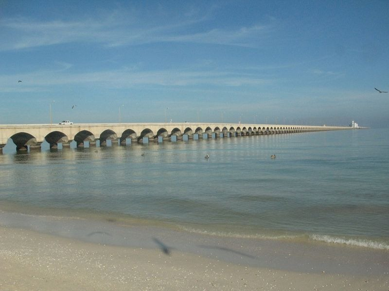 Progreso Pier, The World's Longest | Amusing Planet