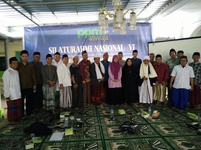 Profesional Aswaja Silaturahim Nasional di Pesantren Qomarul Huda, Lombok